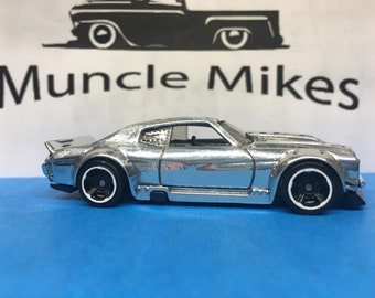 Hot Wheels 70 Chevy Chevelle: POLISHED