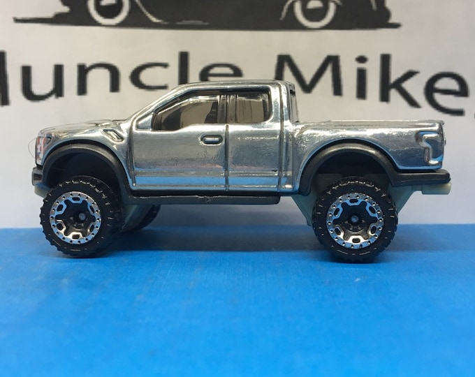 Featured listing image: Hot Wheels 2017 Ford F-150 Raptor: POLISHED