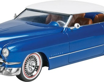 Plastic Model Kit RMX-4435 1948 Cadillac Custom Eldorado Convertible Foose Design Plastic Car Model Free Shipping!
