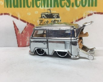 Hot Wheels Surf's Up Kool Kombi: POLISHED