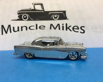 Hot Wheels 1955 Chevy: POLISHED