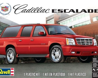 Plastic Model Kit RMX-4482 2003 Cadillac Escalade SUV Plastic Car Model Free Shipping!