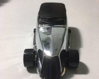 Hot Wheels #059 Rat Rod Series Phaeton: POLISHED