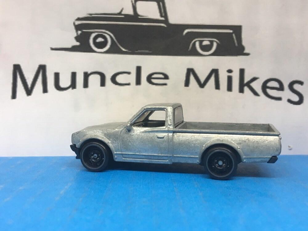 Hot Wheels Datsun 620 Mini Truck BARE METAL