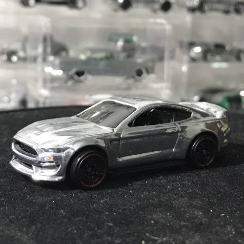 Custom Hot Wheels Ford Shelby Gt350r Polished