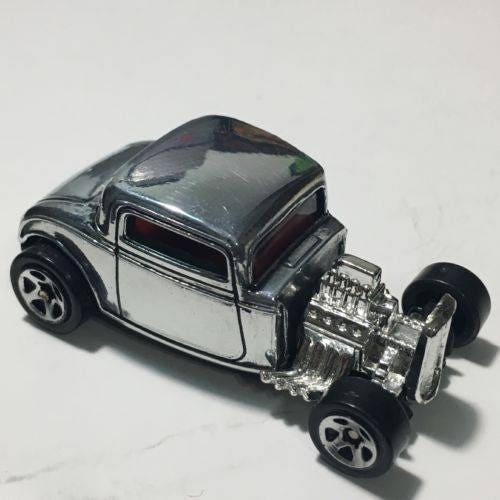 Custom Hot Wheels 1932 Ford Polished