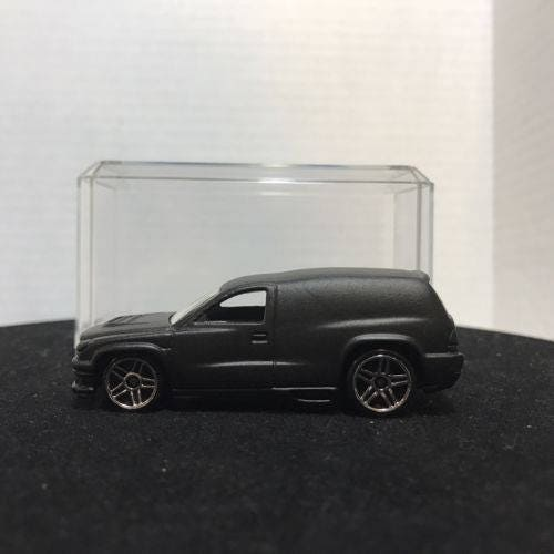Custom Hot Wheels Fandango Flat Black
