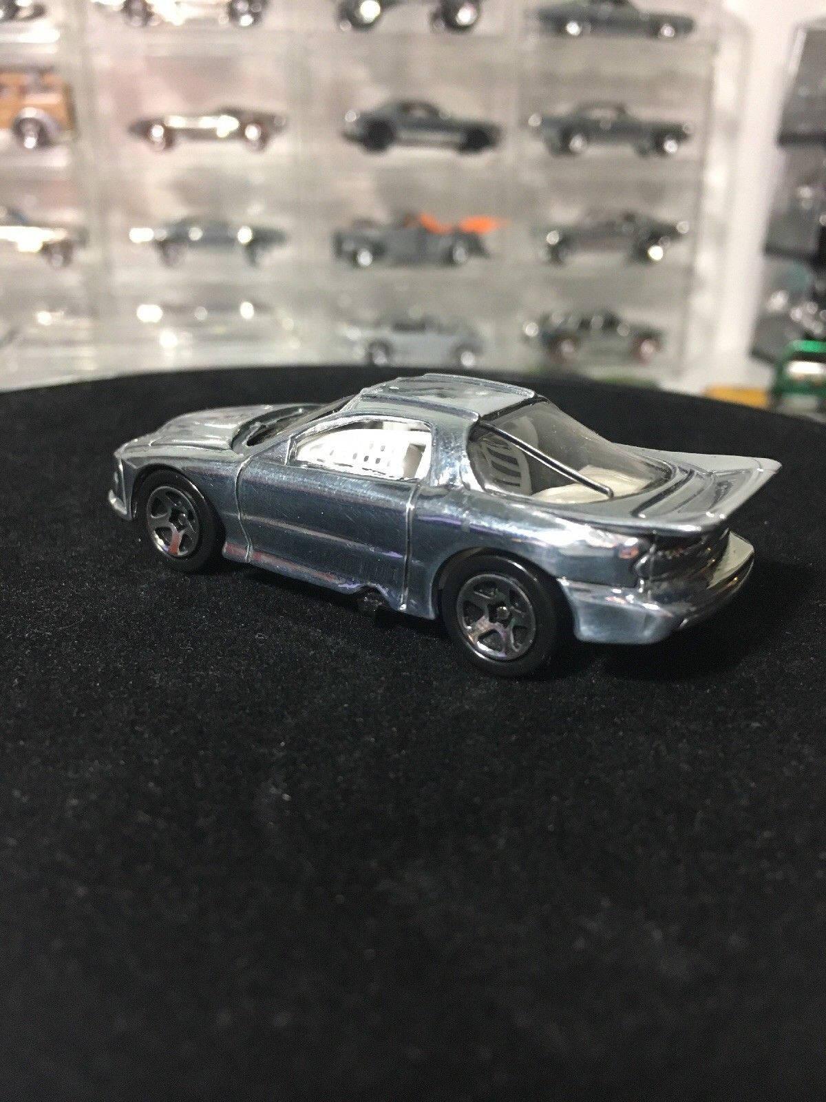 Custom Hot Wheels Iroc Pontiac Firebird Polished