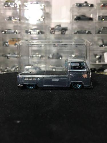 Hot Wheels Volkswagen T2 Pickup: POLISHED