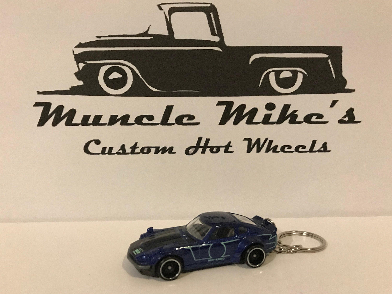 Custom Hot Wheels Blue Custom ...</div>         </div>         <div class=