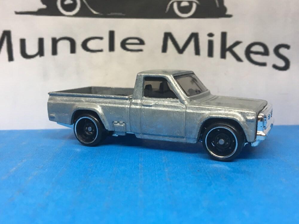 Hot Wheels Mazda REPU Mini Truck BARE METAL