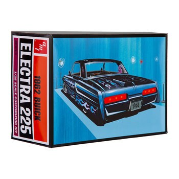 Collectible Plastic Model Kit: 1962 Buick Electra 225 Model Kit