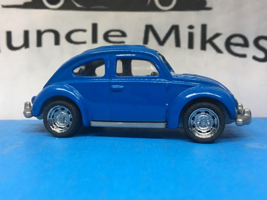 Custom Hot Wheels: VW Bug Volkswagen Beetle With ...</p>