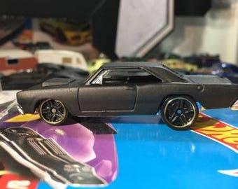 Hot Wheels 210 Dodge Viper New On All Blue Card