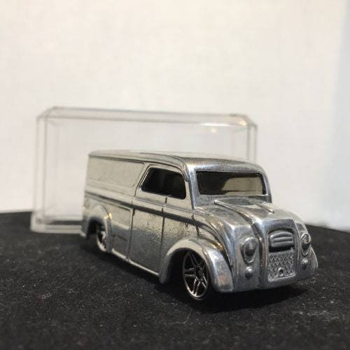 Custom Hot Wheels 2001 Dairy Delivery POLISHED