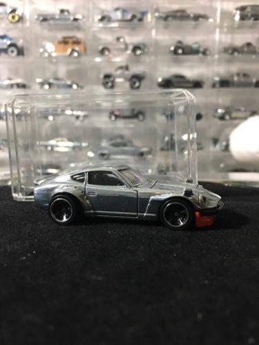 Custom Hot Wheels Custom Datsun 240z Polished