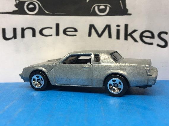 Custom Hot Wheels Buick Grand National Hot Rod Muscle Car Bare Etsy