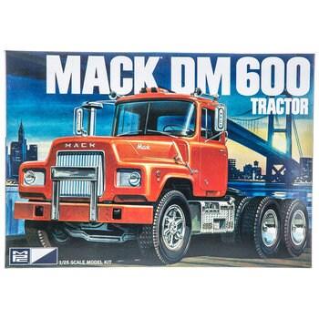 Collectible Plastic Model Kit: Mack DM 600 Tractor Model Kit
