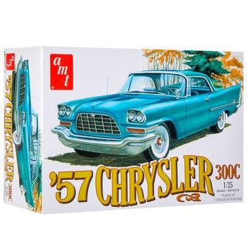 Collectible Plastic Model Kit: 1957 Chrysler 300C Model Kit