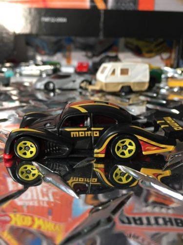 Custom Hot Wheels Volkswagen Kafer Racer Factory Satin