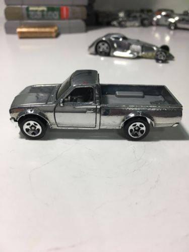 Custom Hot Wheels #317 Datsun 620 Polished Free Shipping!