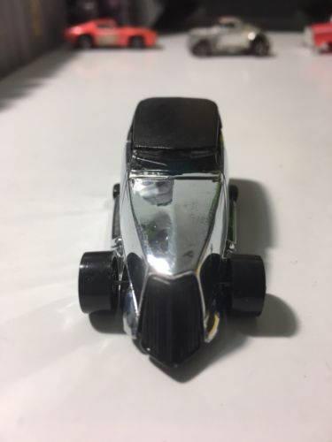 Custom Hot Wheels #059 Rat Rod Series Phaeton Polished