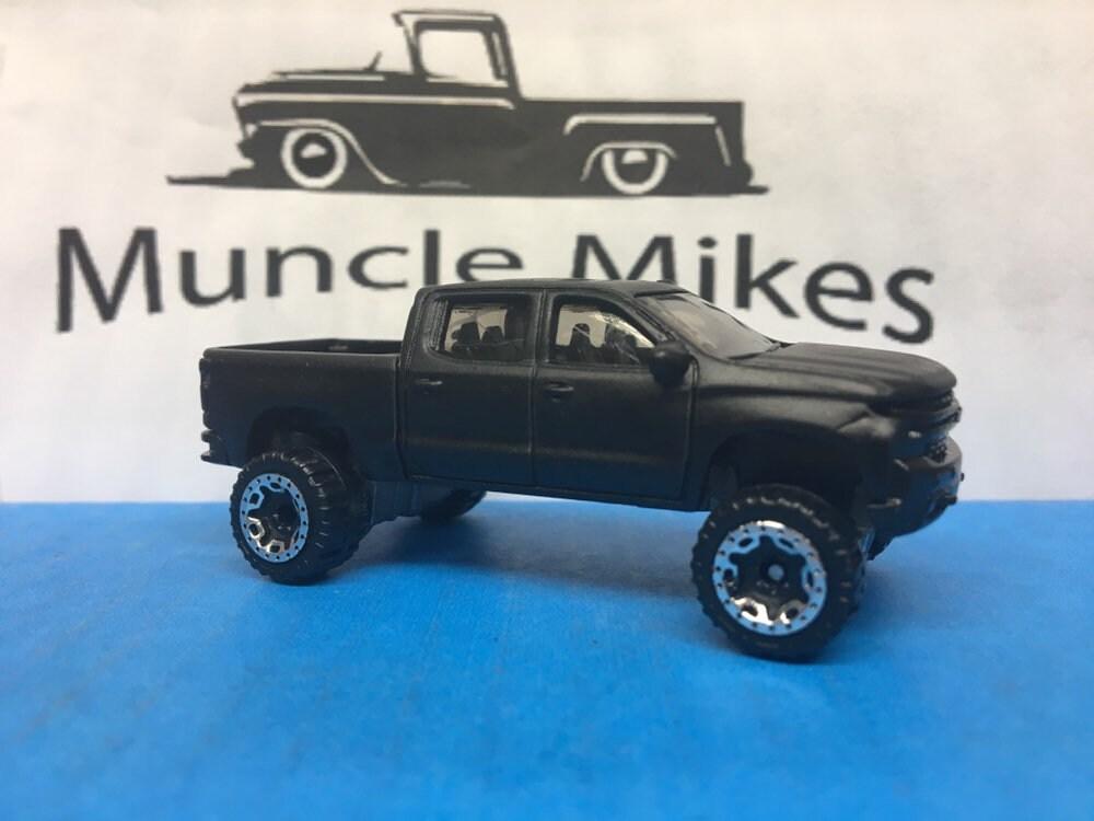 Hot Wheels 2019 Chevy Silverado Trailboss SS  Custom ...</p>                               <a href=