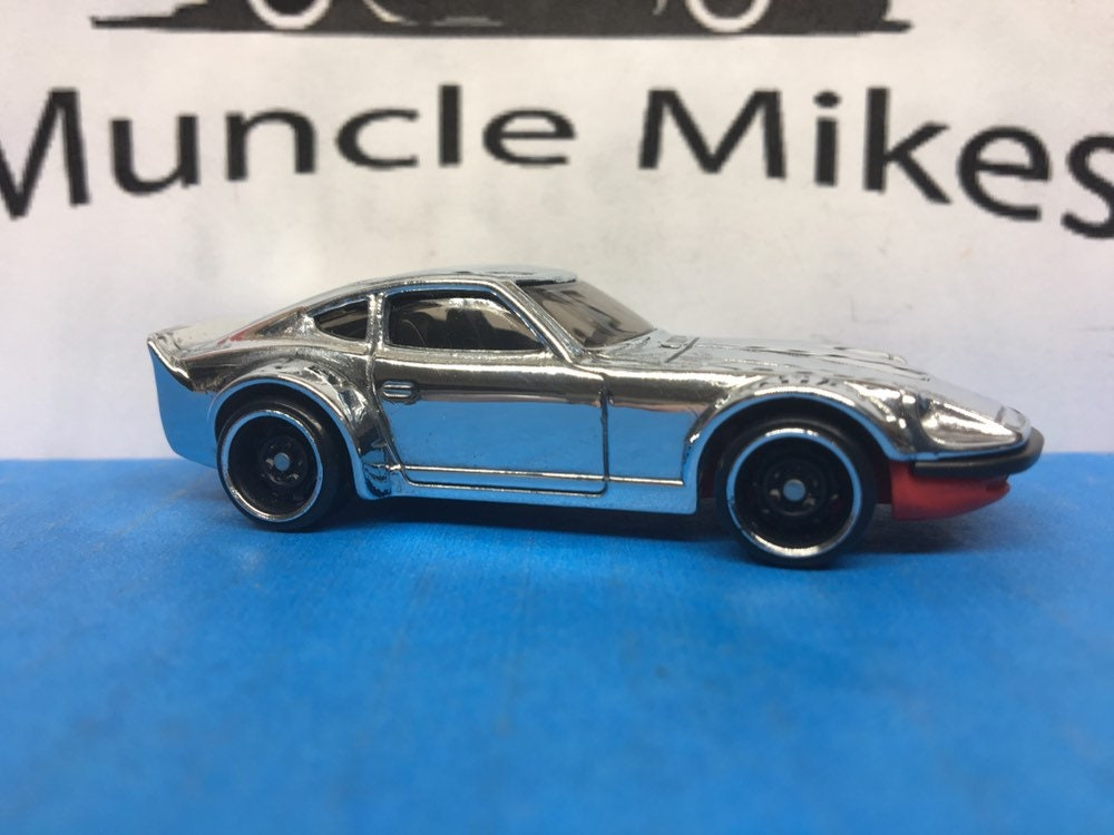 Custom Hot Wheels Custom Datsun 240z Polished