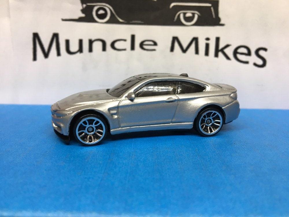 Custom Hot Wheels BMW M4 Custom Painted Cast Aluminum