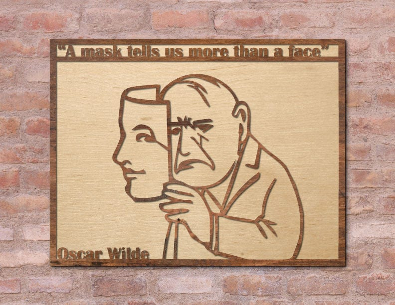 Svg Quote Wall Art for Laser Cutting Wood. Laser Cut Paper Quote ...