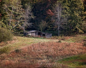 A barn in  Maysville, KY