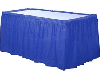 3ffe2f35f Party Plastic Table Skirt