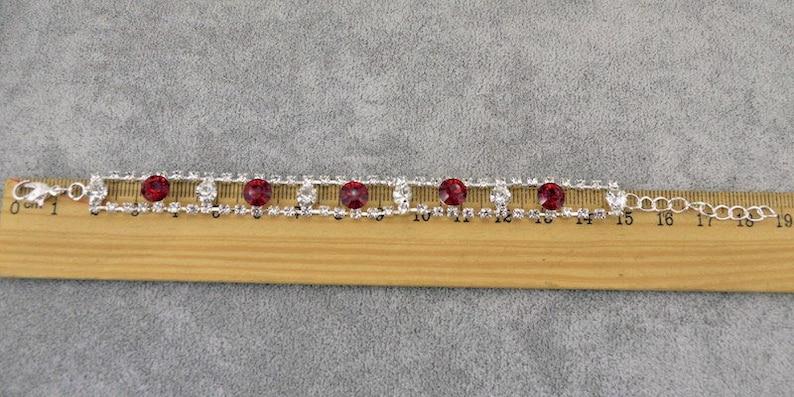 Bridal Crystal Bracelet