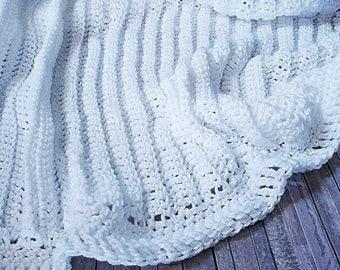 Crocheted Blanket for Baby