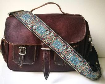 4289f513ed68 Guitar Strap Style Handbag Strap