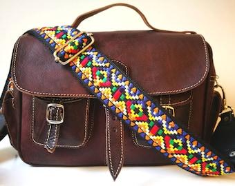 1581c0f60663 Guitar purse strap