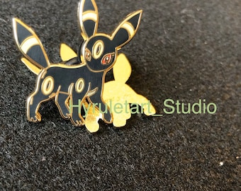 Umbreon Gold Pin