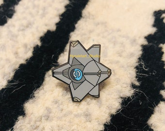 Destiny Generalist Ghost Shell Pin
