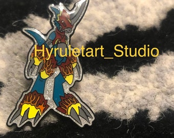 Flamedramon Pin Digimon
