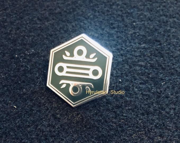 Destiny, House of Judgement, Fallen Pin