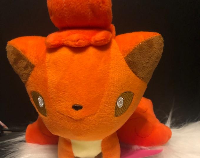 Chibi Vulpix Plushy, Pocket Monster