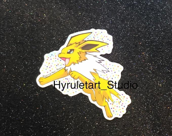 Jolteon Holo Stickers