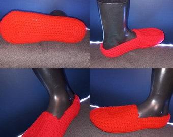 Made to Order Women's Crochet Slippers