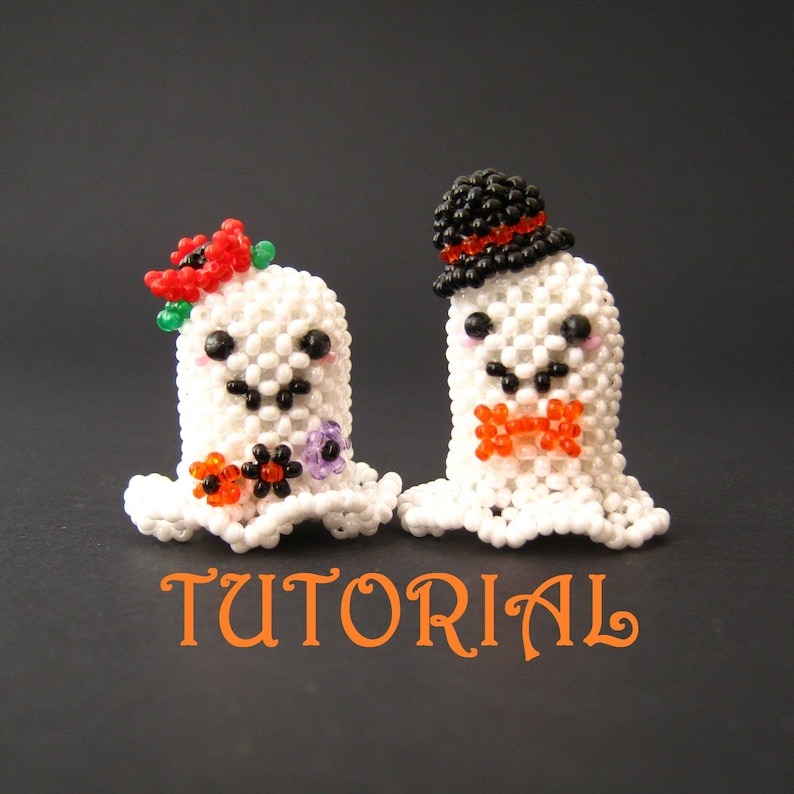Cute Halloween toy. Detailed instruction for make little image 0