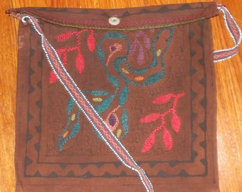 Shipibo Crafted Handbag