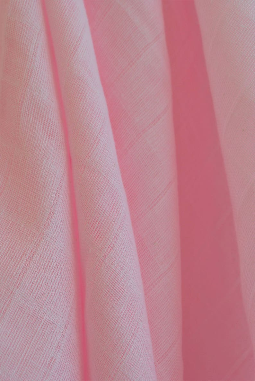 Lightweight Baby Blanket Ballet Pink Swaddle Blanket for Newborn Double Gauze Newborn Swaddle Blanket 100/% Cotton Muslin Swaddle Blanket