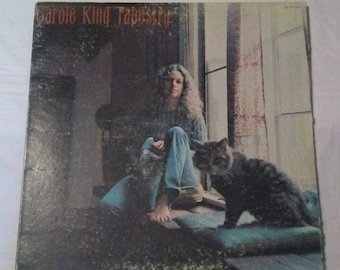 Tapestry, by Carole King