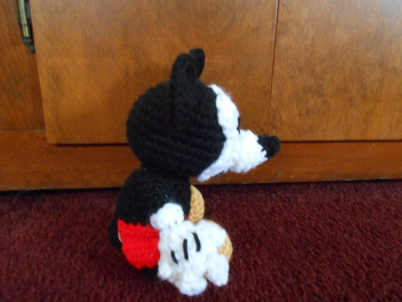 New HANDMADE Disney/'s Mickey Mouse and Minnie Mouse