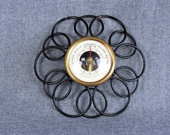 Vintage Sixties French Barometer