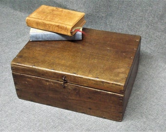 Antique French Rustic Box